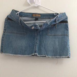 Dresses & Skirts - Tommy Jeans mini skirt